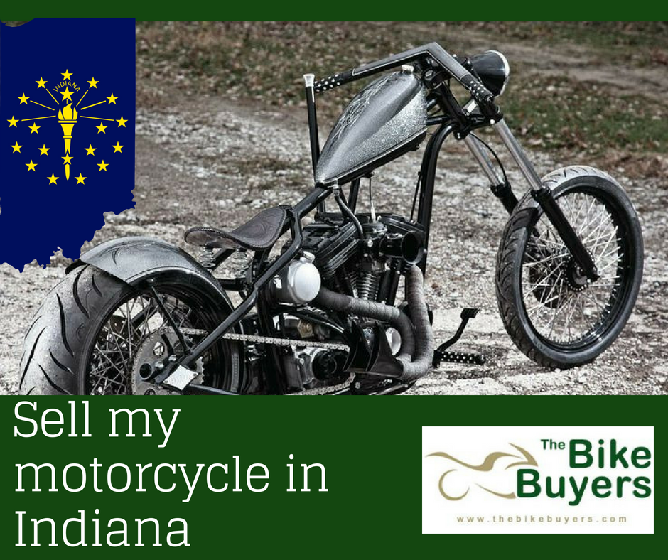 Sell my motorcycle in Indiana - TheBikeBuyers