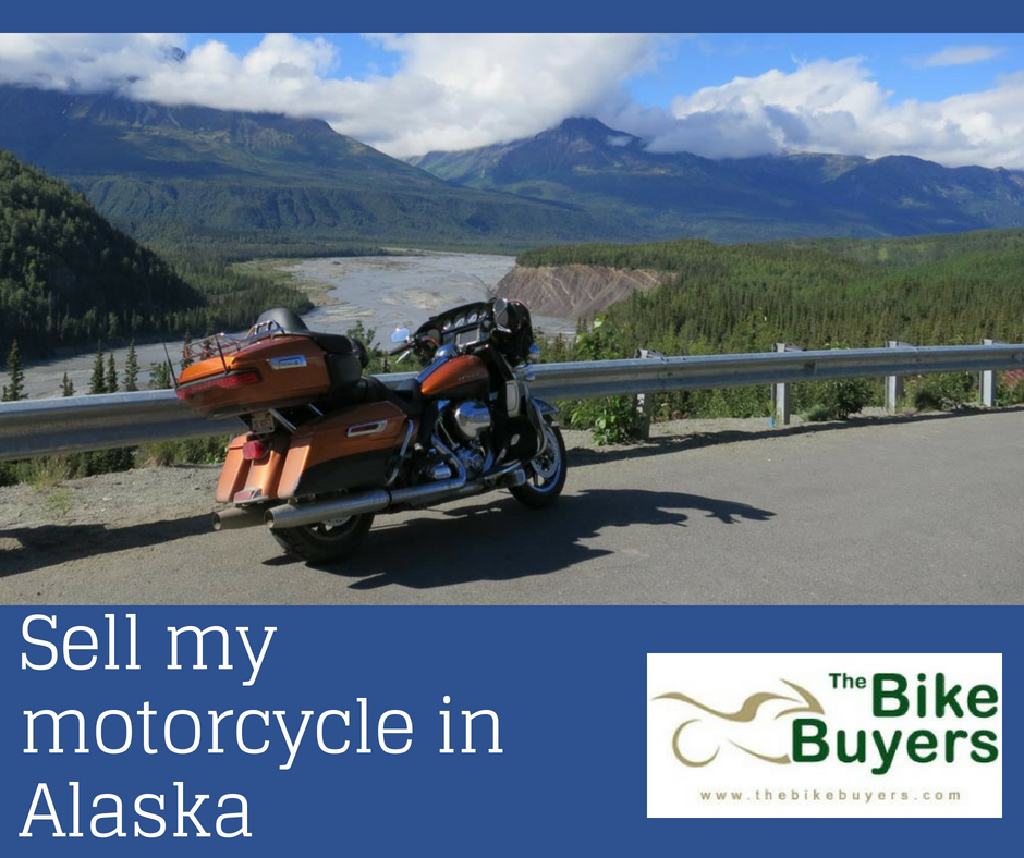 sell my motorcycle in Alaska - Thebikebuyers